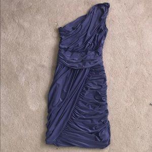 Soprano One Shoulder Bodycon Dress